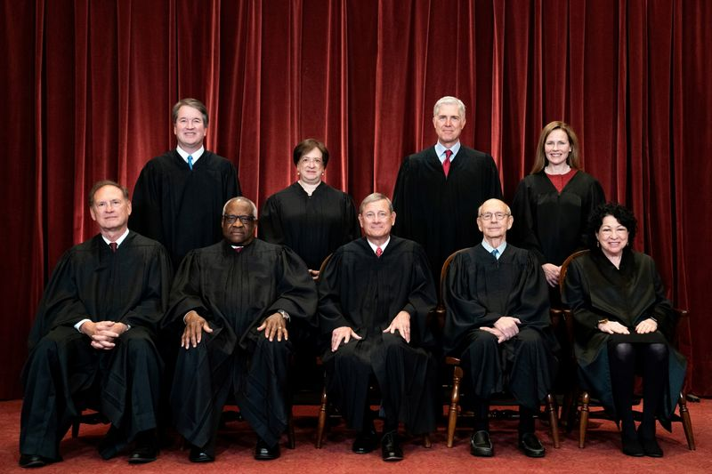 Analysis-U.S. Supreme Court's 'shadow docket' favored religion and Trump