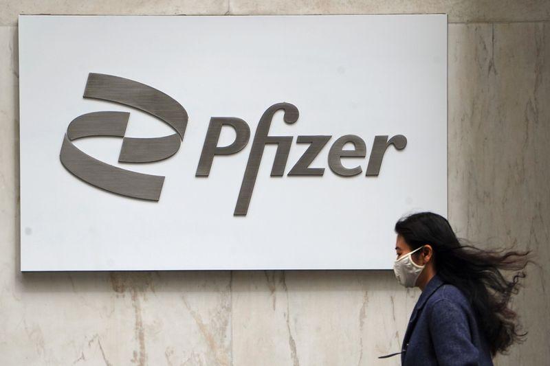 Pfizer raises estimates for 2021 sales of COVID-19 vaccine to $33.5 billion
