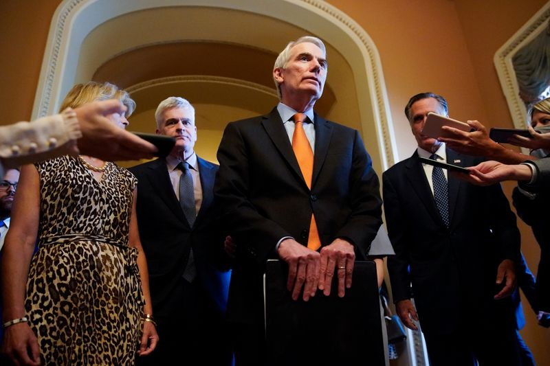 Etats-Unis: Accord bipartite au Sénat sur des points clé du plan d'infrastructures
