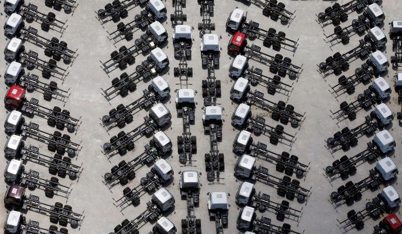 Unidas prepara ofensiva no mercado de veículos pesados