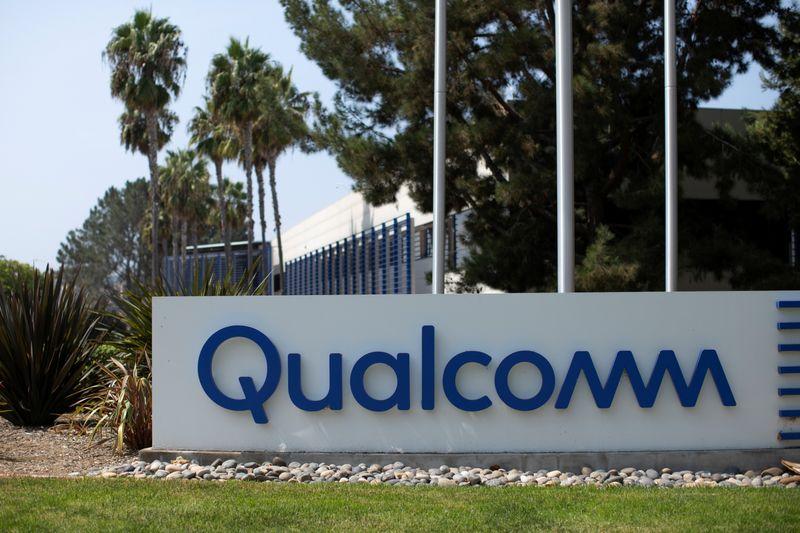 Qualcomm optimistic on 5G, connected device sales as supply bottlenecks ease