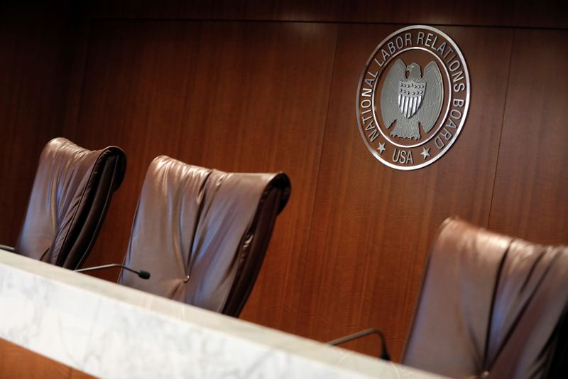 U.S. Senate approves union lawyers to NLRB, giving Democrats control