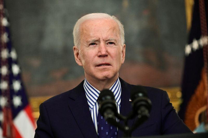 Biden to ask federal workers to get vaccinated or face testing -source