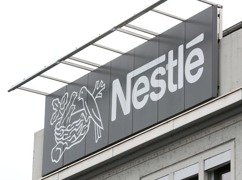 Nestle cautions on margins despite sales boost
