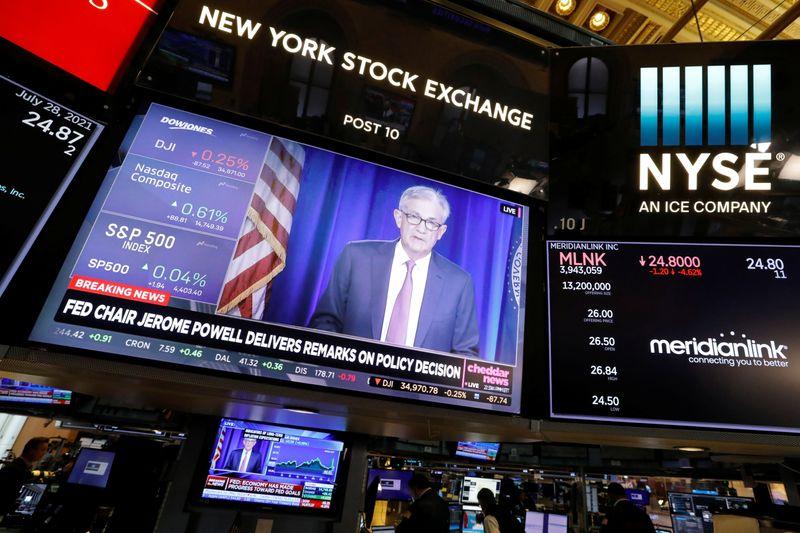 Уолл-стрит спокойно восприняла ФРС