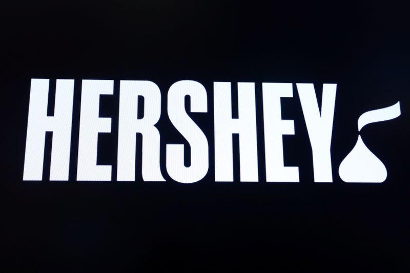 Revival of on-the-go snacking helps Hershey lift annual sales outlook