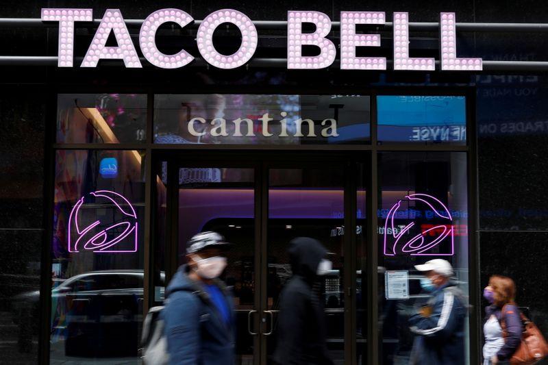 Yum Brands beats estimates as KFC, Pizza Hut sales soar