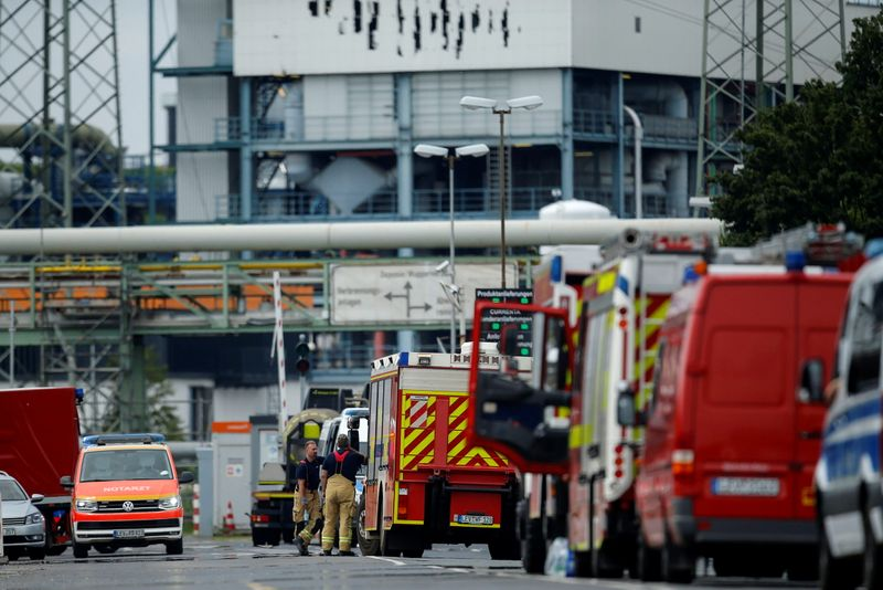 Death toll from German industrial park explosion rises to five