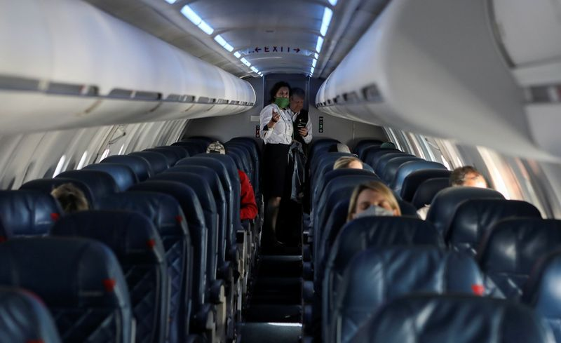 Over 4,000 flight attendants faced unruly passengers in first half of 2021, says union