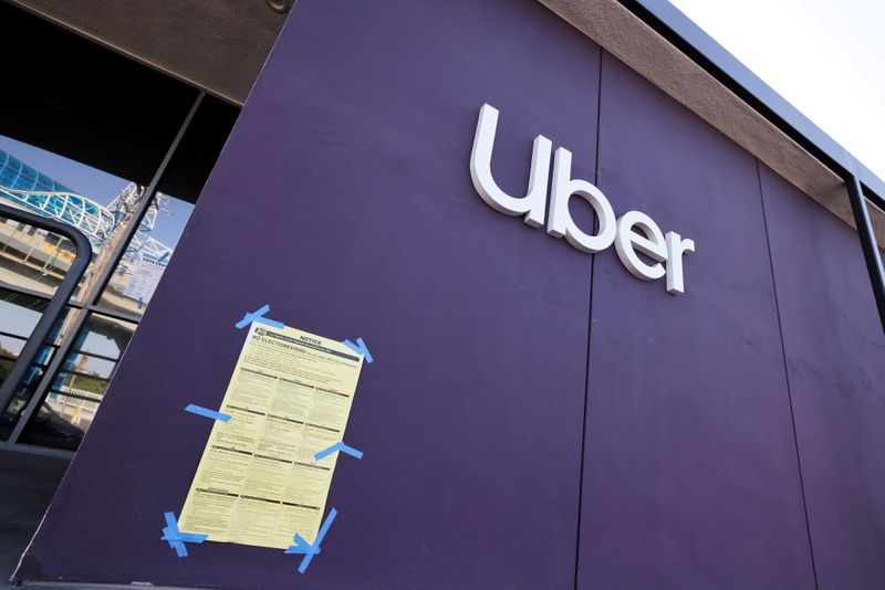 Uber delays office return, makes vaccination mandatory for U.S. employees