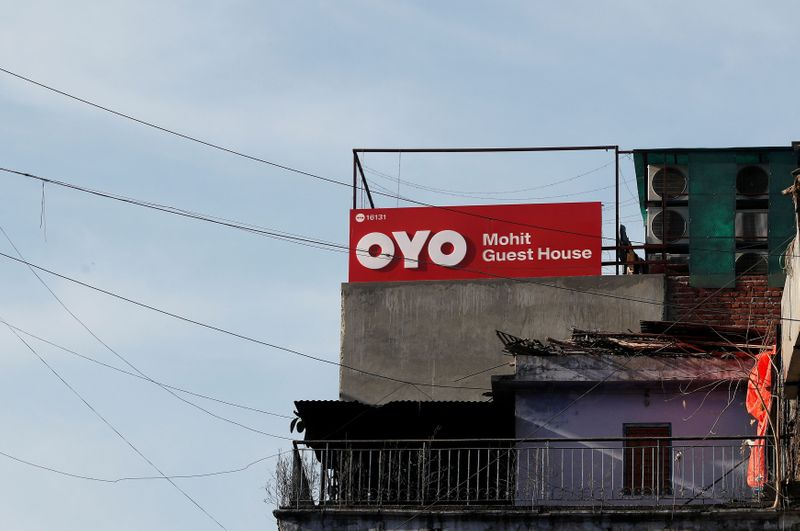 Microsoft looks to tap into India's Oyo before its potential IPO- source