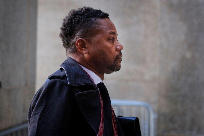 New York judge finds Cuba Gooding Jr liable in rape accuser's civil lawsuit