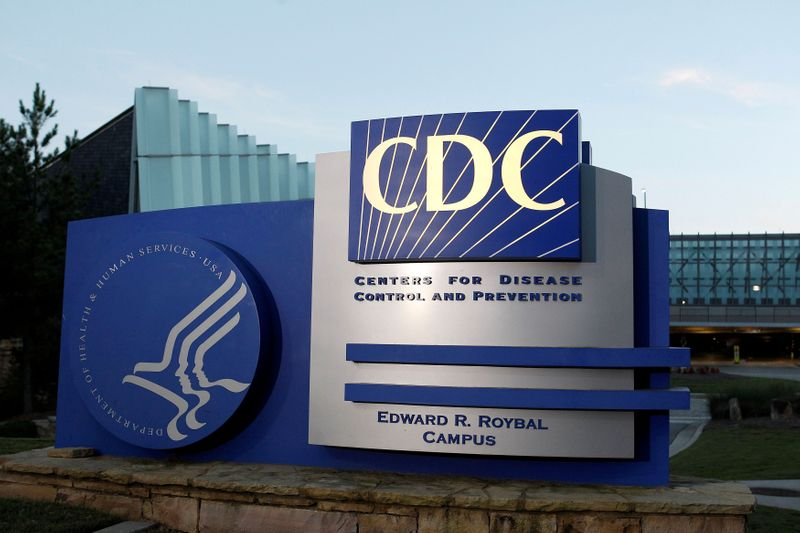 U.S. CDC internal report says Delta variant as contagious as chickenpox - report