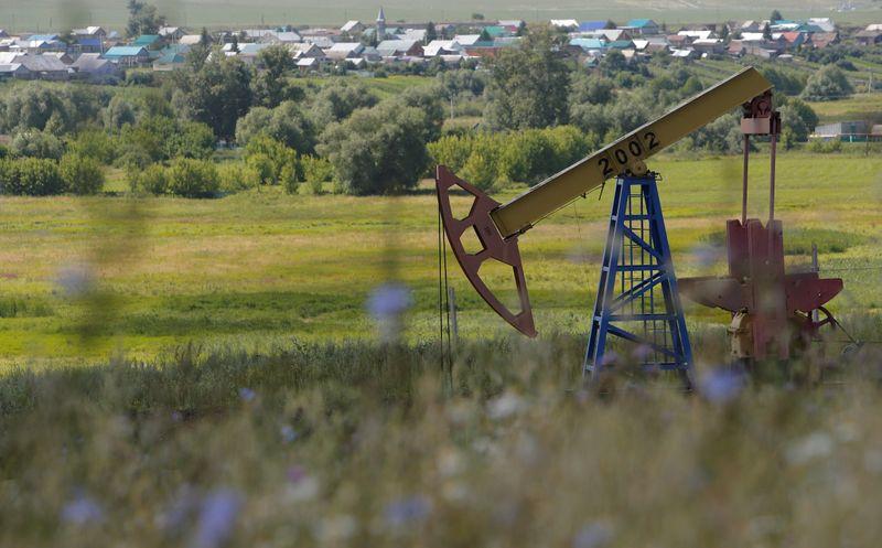 Россия переведет 25-30% нефтяных месторождений в режим НДД к концу 21г -- ТАСС
