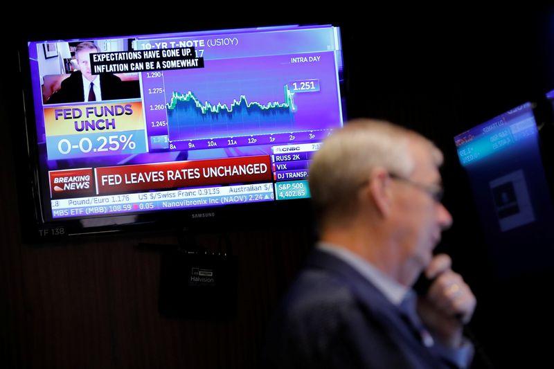 Column: Inflation angst but markets fear 'hawkish error'