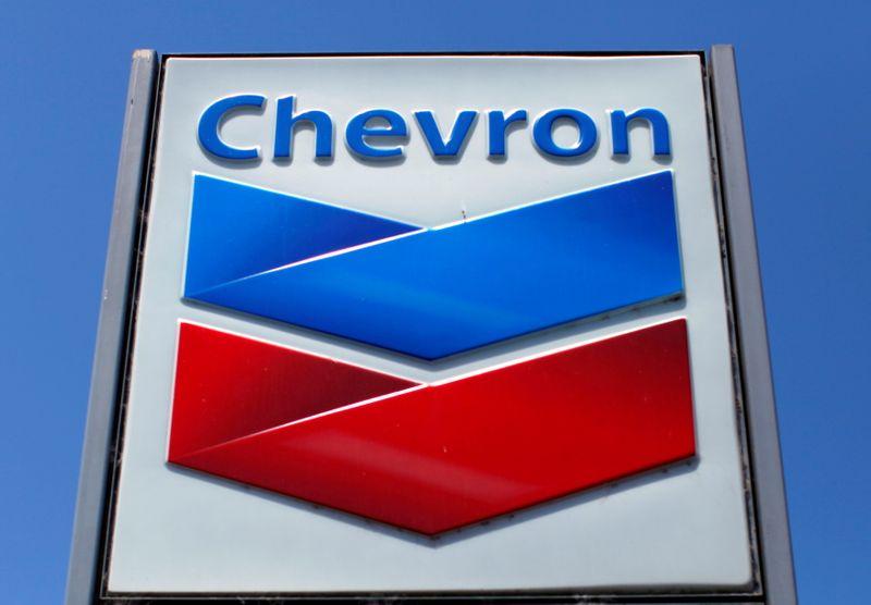 Chevron tops profit estimates, joins share buyback stampede