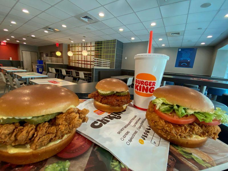 Burger King U.S. sales power Restaurant Brands' results beat
