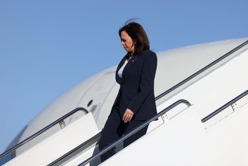 U.S. Vice President Harris to visit Vietnam, Singapore