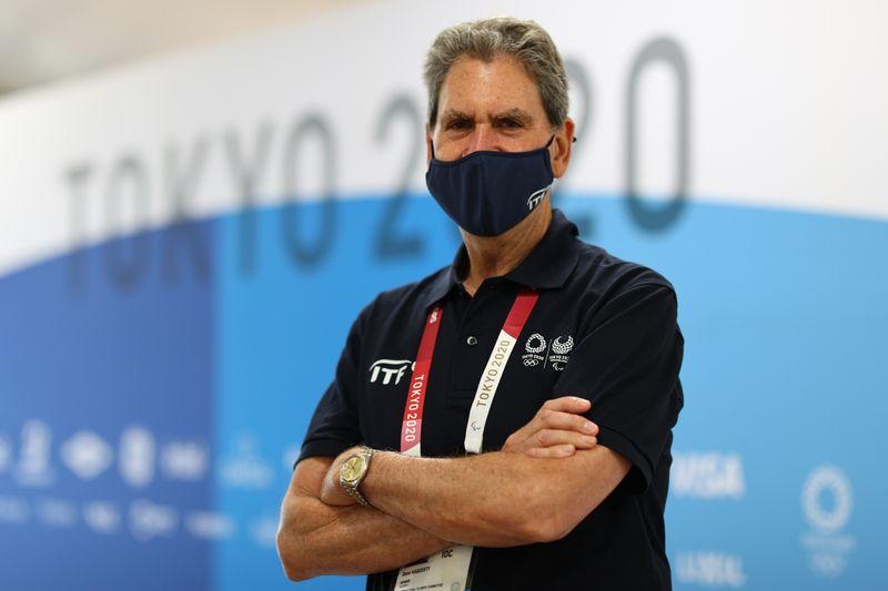 Precisamos fazer mais pela saúde mental dos atletas, diz presidente da Federação de Tênis