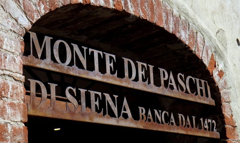 Monte dei Paschi capital would be wiped out by slump, EU bank stress test shows