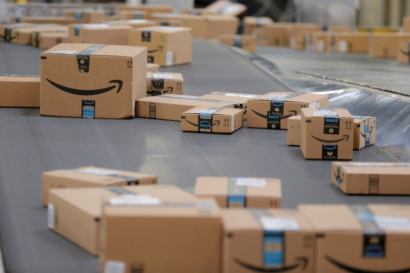 Amazon faces more than slowing sales growth: it needs more warehouses