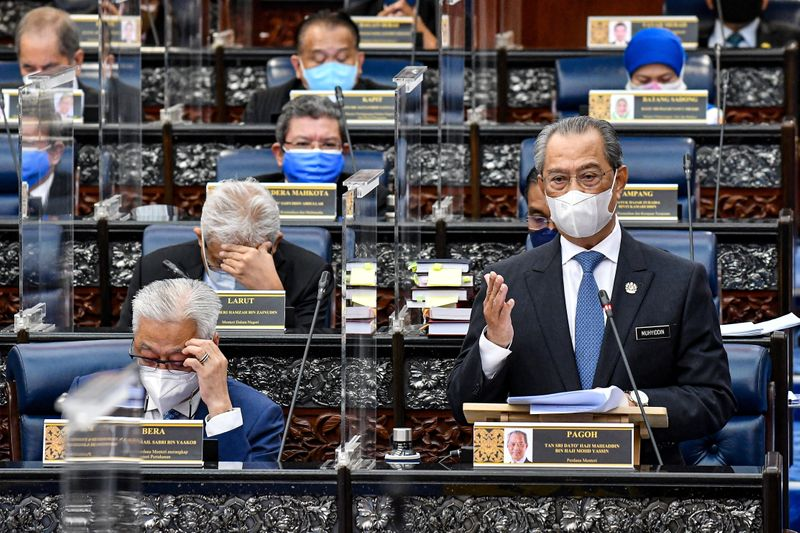 Malaysia suspends parliament session citing risk of COVID infection