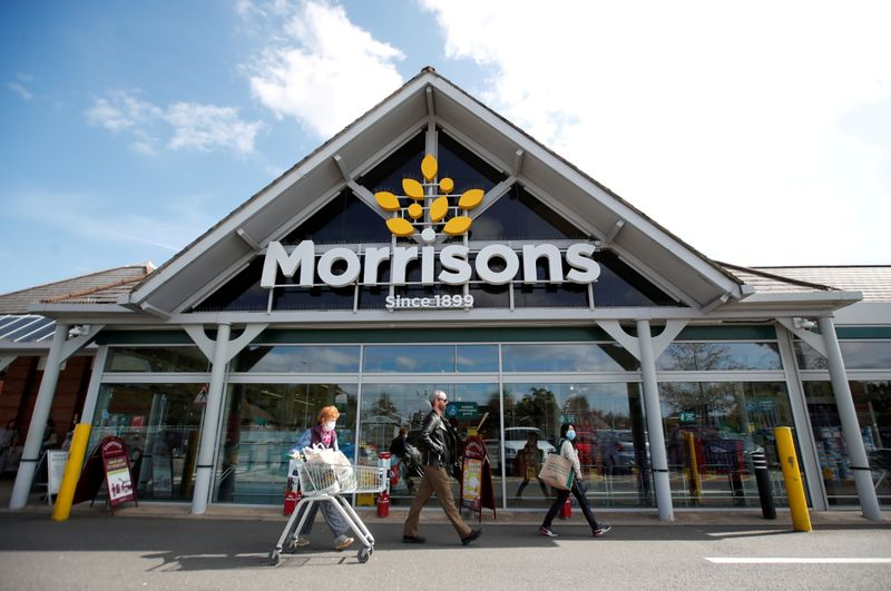 Private equity firm CD&R set to make counter bid for UK's Morrisons -report