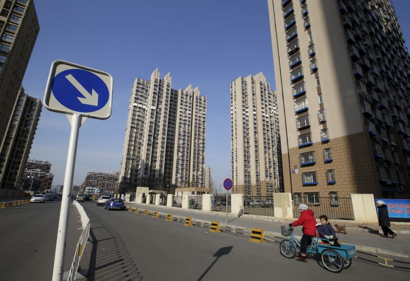 China new home price growth slows in July - private survey