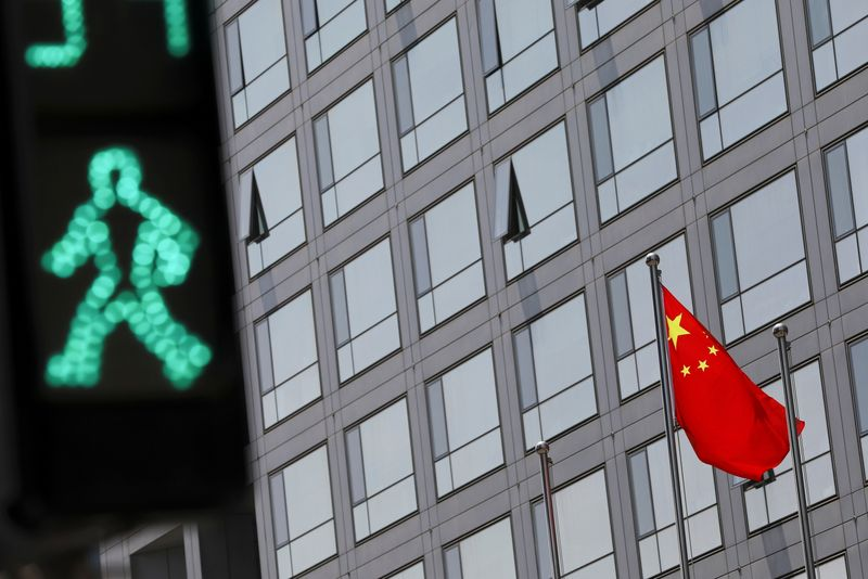 China securities watchdog seeks closer cooperation with U.S.