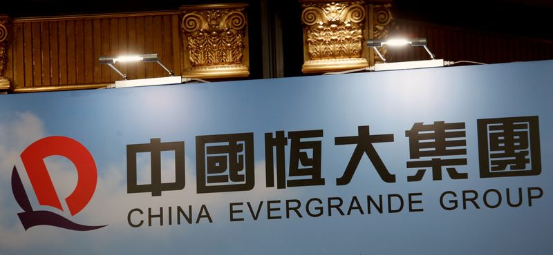 China's Evergrande to sell stakes in HengTen internet unit for $418 million