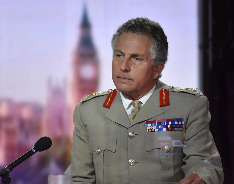 Top Israeli, UK generals speak after attack on ship off Oman