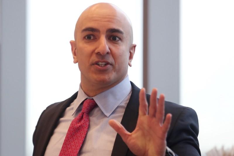 Kashkari de la Fed dice que variante Delta podría frenar la recuperación del mercado laboral