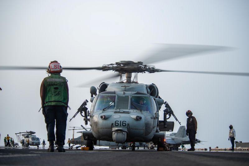 EEUU y Reino Unido creen que Irán atacó petrolero gestionado por Israel