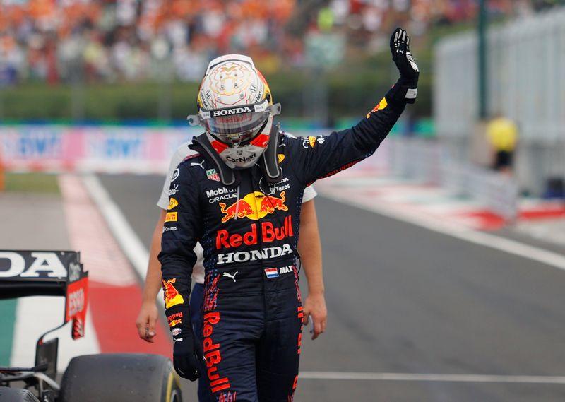 Verstappen dice que fue