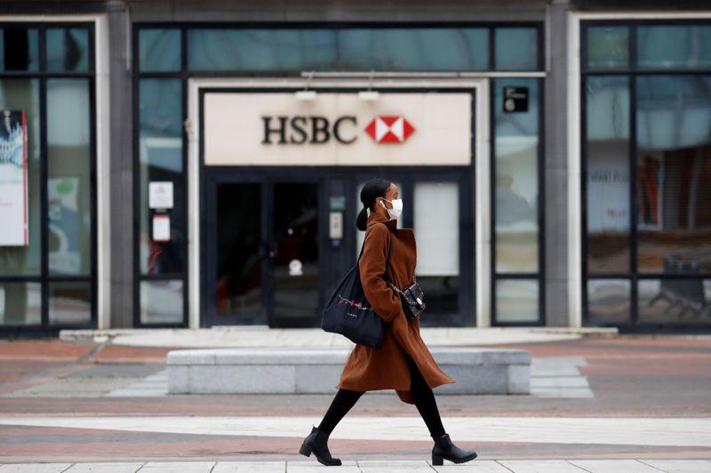 HSBC fait plus que doubler son bénéfice au premier semestre