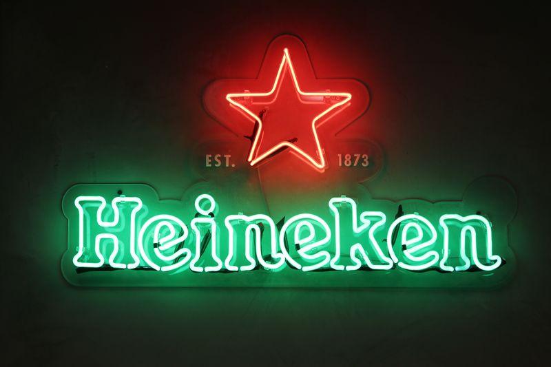 Heineken met en garde contre l'impact de la pandémie au second semestre