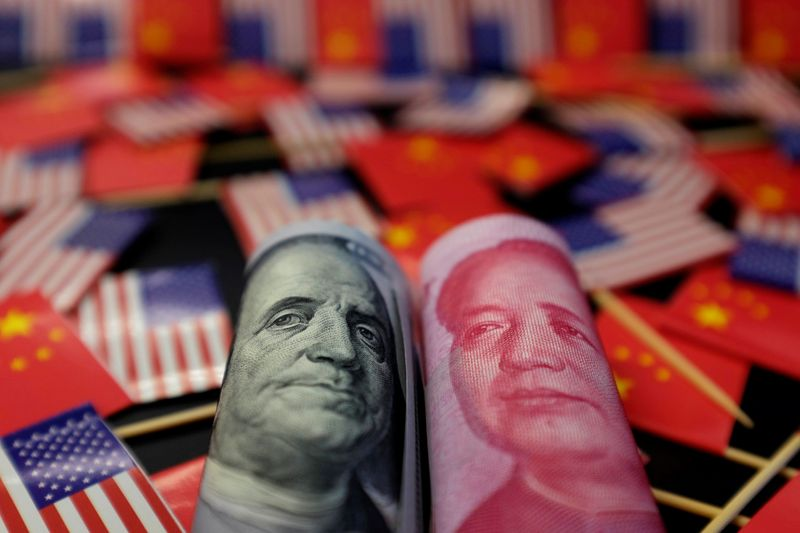China quietly sets new 'buy Chinese' targets for state companies - U.S. sources