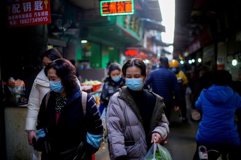 China's Wuhan to test all 12 million residents as Delta variant spreads