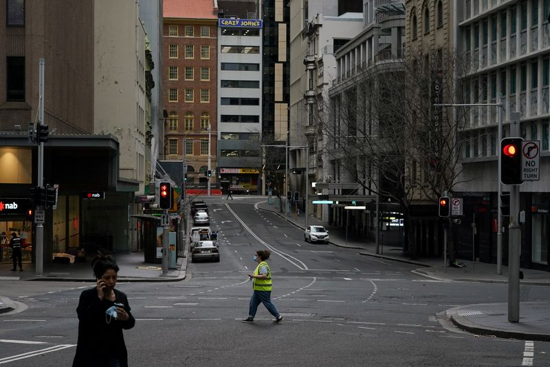 Sydney's ticket out of COVID lockdown? Six million shots