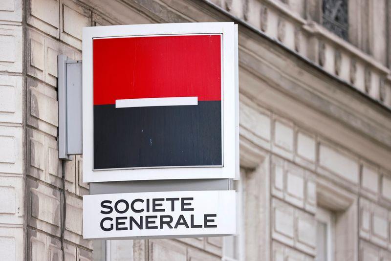 SocGen's turnaround plan on track as it ups revenue forecast