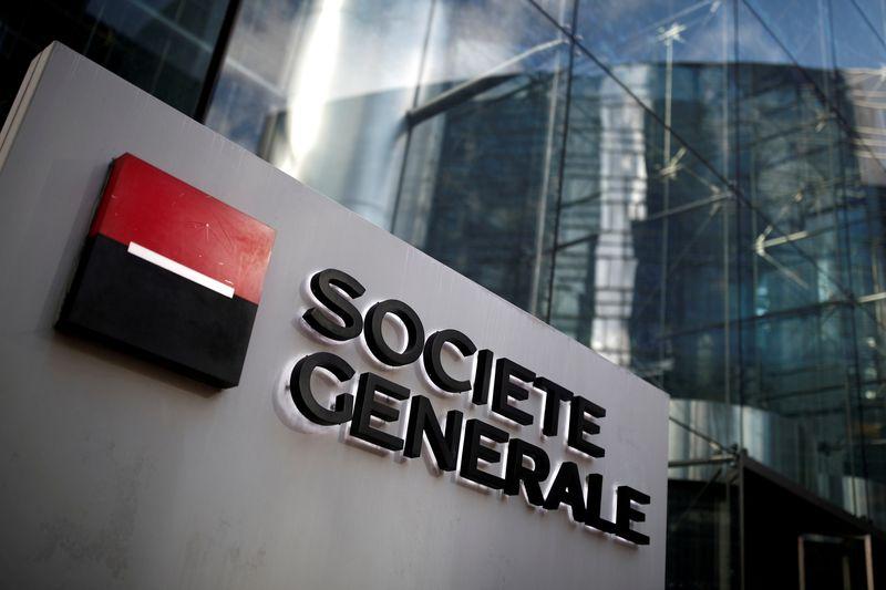 SocGen relève ses prévisions 2021, la restructuration porte ses fruits