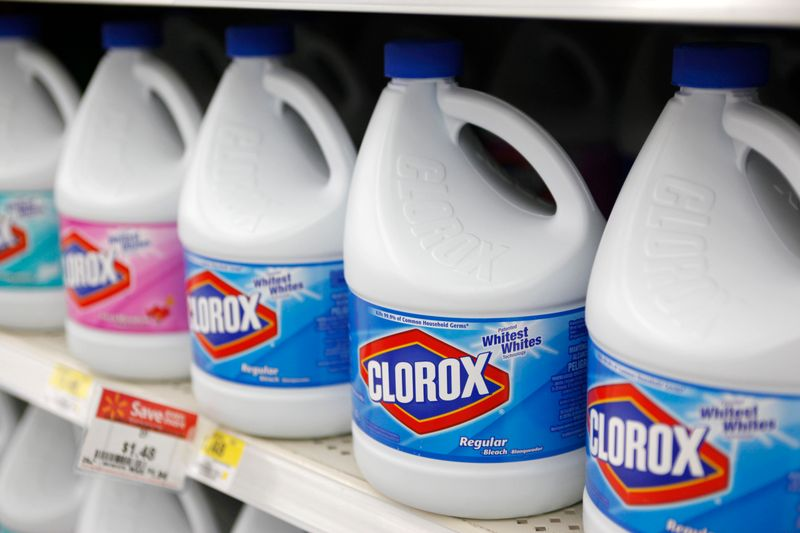 Clorox forecasts drop in annual sales as pandemic boom fades, shares fall