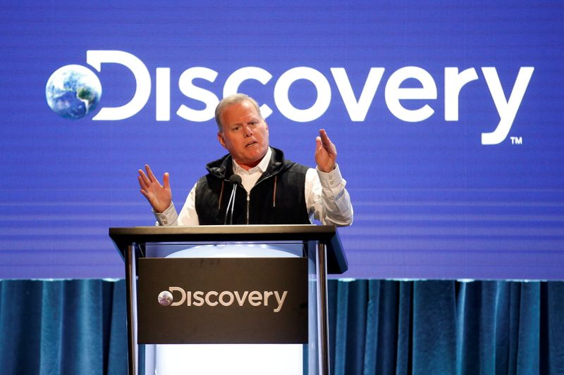 Discovery signals content investments will peak this year, shares fall