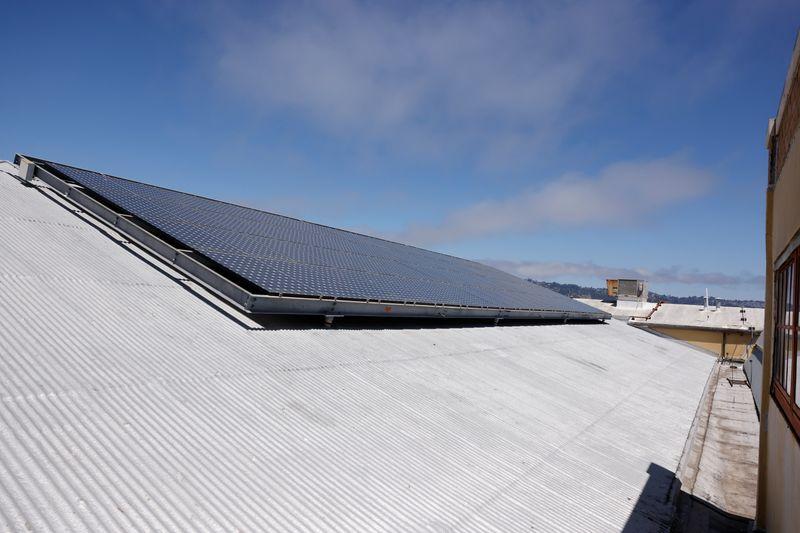 Democrats aim to boost solar roof tiles in U.S. budget bill