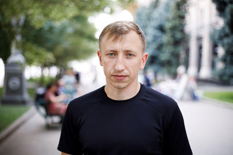 Head of Belarusian exile group found hanged in Ukraine; police open murder case