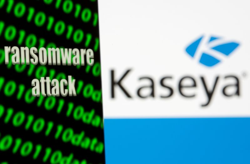 Kaseya ransomware attack sets off race to hack service providers -researchers