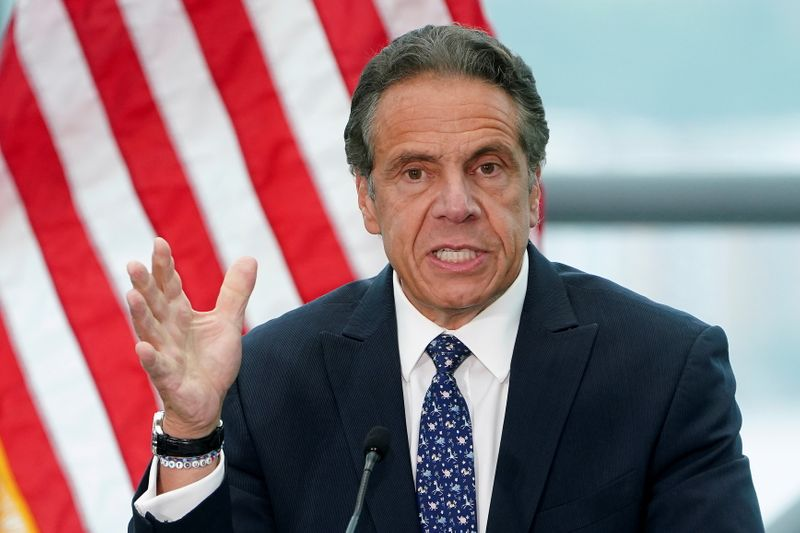 Reactions to report Gov. Cuomo sexually harassed multiple women, broke laws