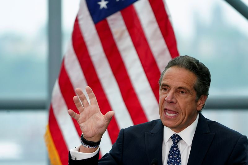 Cuomo's accusers speak of harassment, humiliation, shock and fear