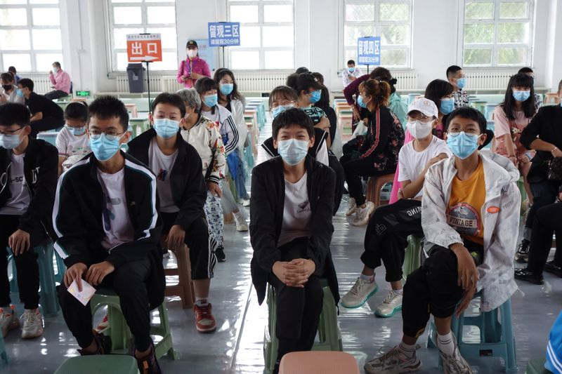 China reports most new COVID-19 cases since January amid Delta surge