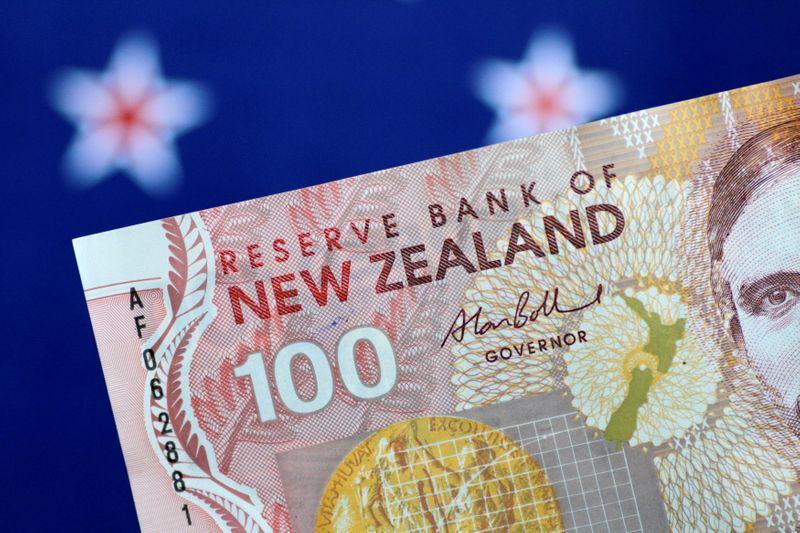 NZドル急伸、8月利上げ観測強まる